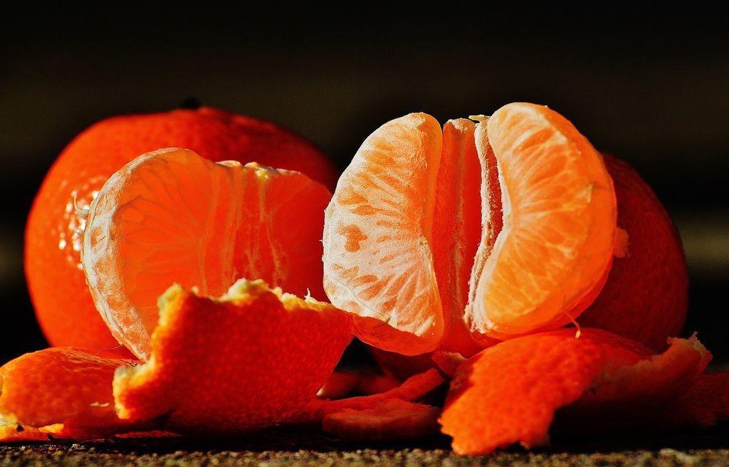 巧用「烤橘子」治咳嗽