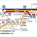 lineMap京成電鐵原圖