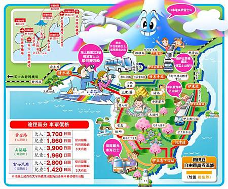 伊豆Dream Pass