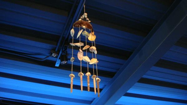 貝殼風鈴吊飾