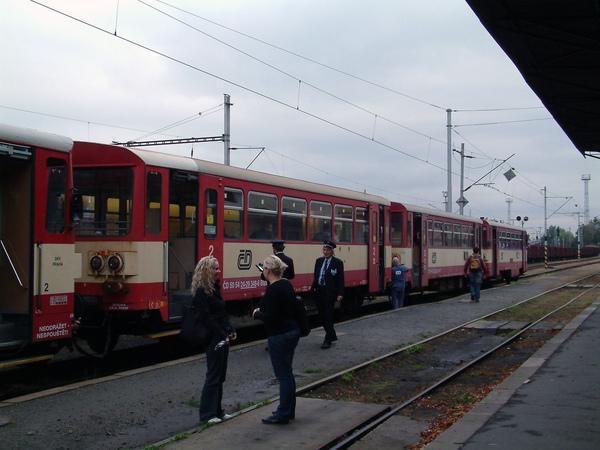 庫特納.后拉(Kutná Hora)車站