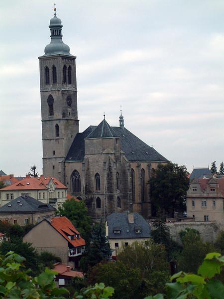 聖芭芭拉教堂外圍風景