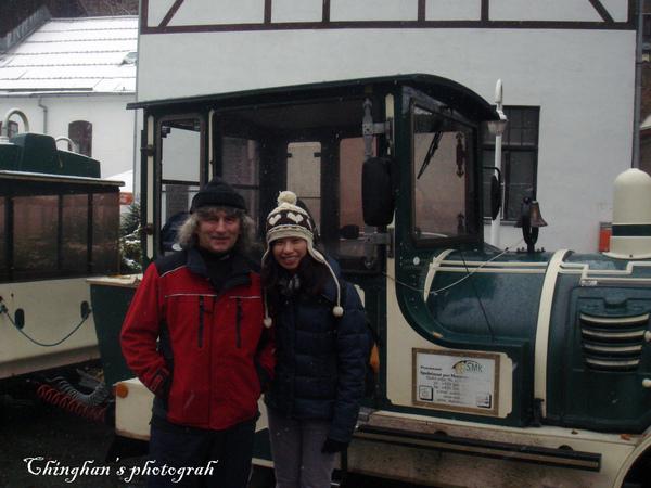 小火車司機