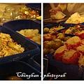 當地傳統泡菜(好吃),跟台灣的不一樣,捷克的比較酸(不好吃)