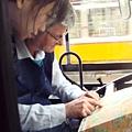 問路與好心的公車司機