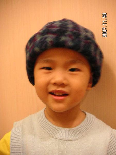 保暖帽(藍).JPG