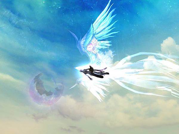 Aion-魔族的飛行系統
