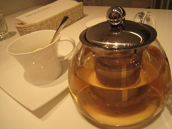 洋柑橘+蘋果茶