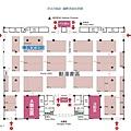 青文出版社-國際書展位置圖