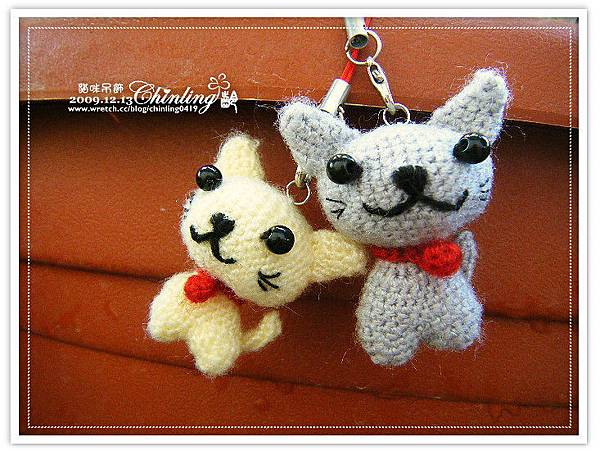 20091213貓咪吊飾