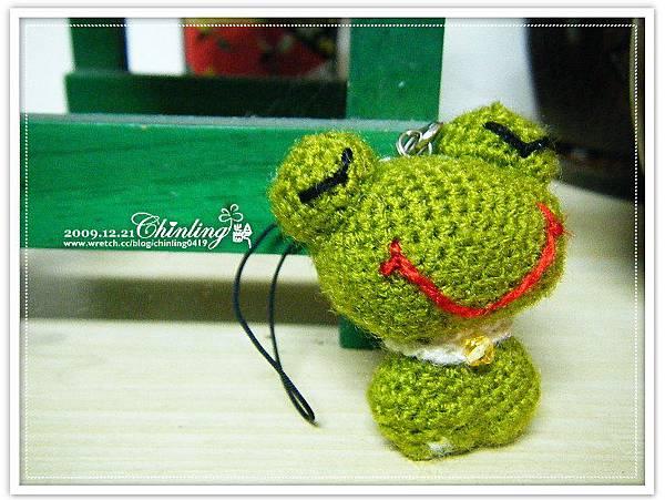 迷你大頭蛙1