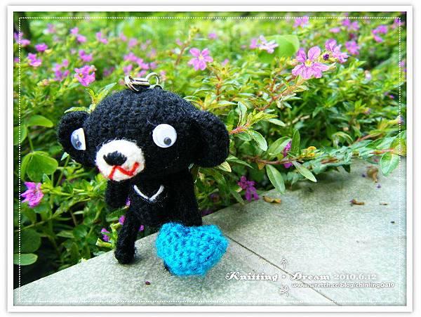 迷你台灣黑熊2