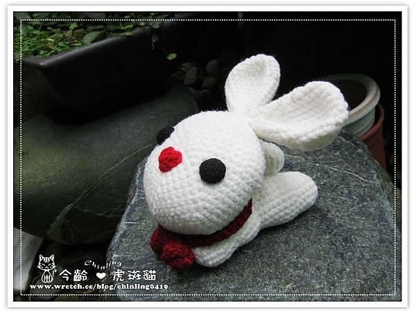 紅鼻兔(客製)