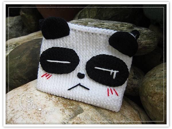 熊貓束口袋