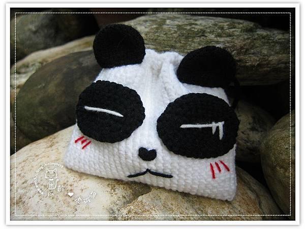 熊貓束口袋1