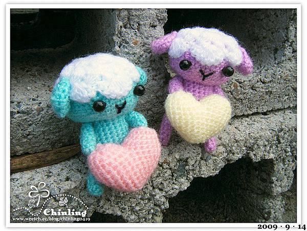 20090914手持愛的羊咩咩2