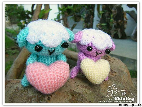 20090914手持愛的羊咩咩4