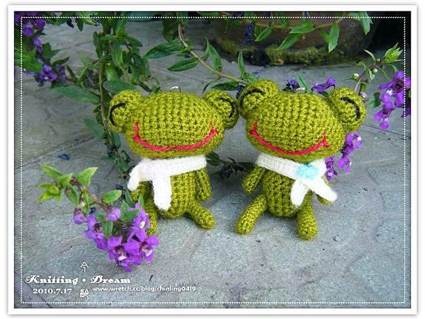 大頭情侶蛙5