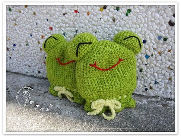 青蛙.防抓手套