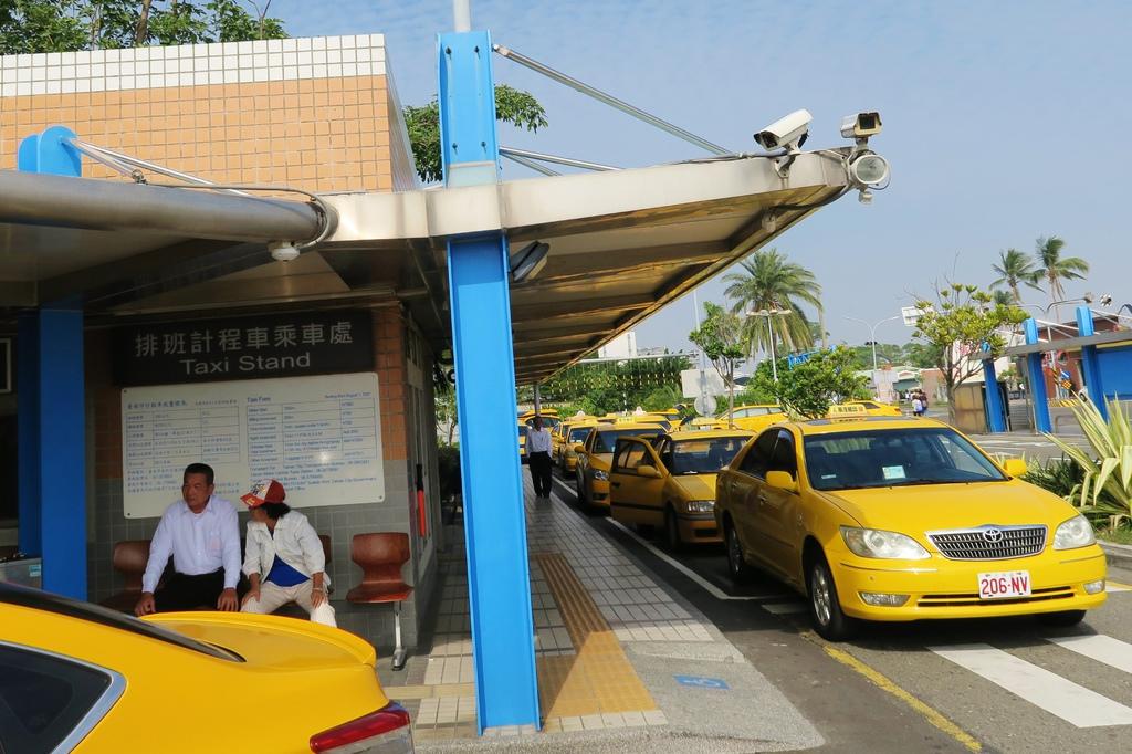 201701越南胡志明市6天5夜 第一天 台南機場初體驗 (First Experience at Tainan Airport)