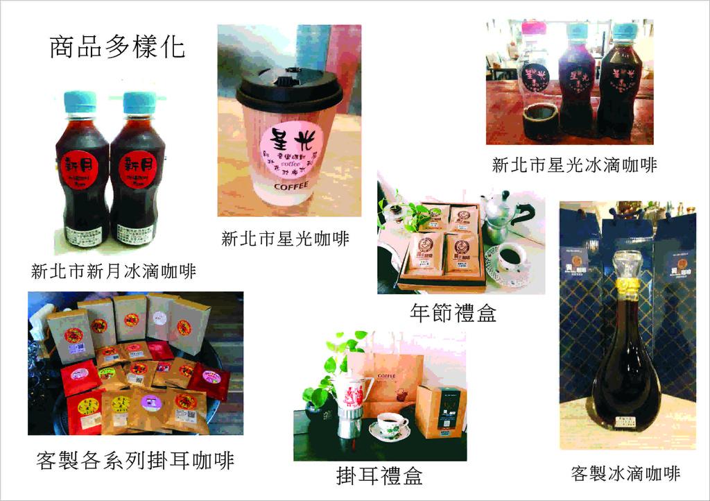 產品多樣化獨六