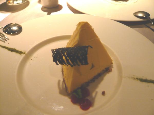 芒果金字塔