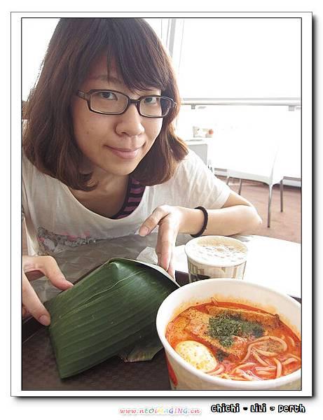 新加坡的午餐