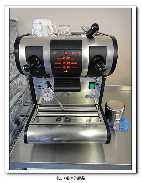 單人咖啡機