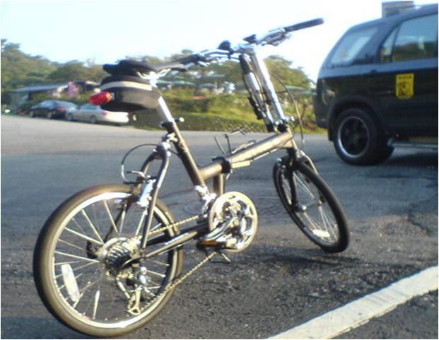 Sprinner Bike Right