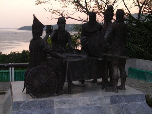 盟約紀念碑