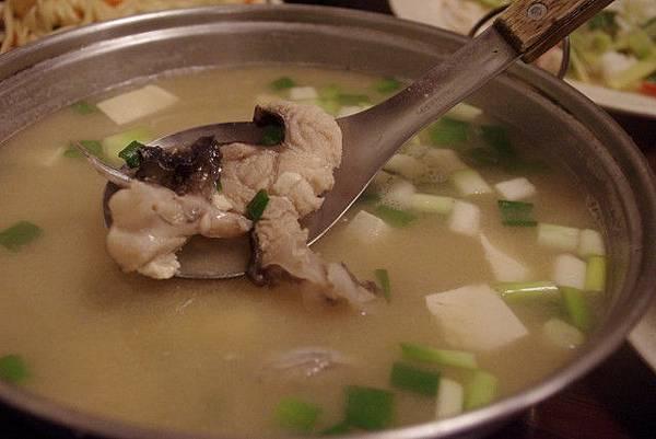 味增鮮魚湯 (1)