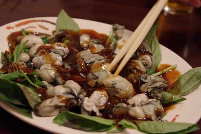 蒜泥蚵 (1)