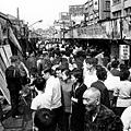 重慶北路一段露店