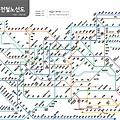 Subwaymap_Kor