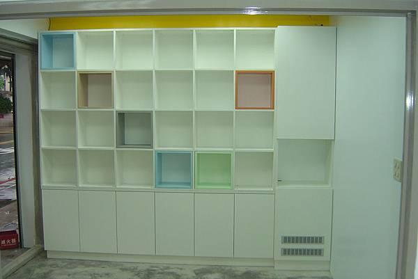 展示置物櫃