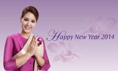 泰航2014新春特惠