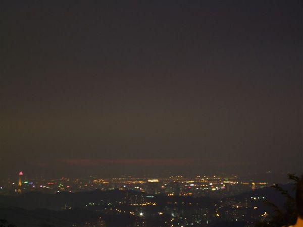 空氣好的時候,夜景一定會更漂亮的