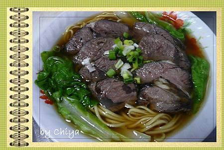 在家吃牛肉麵01.JPG