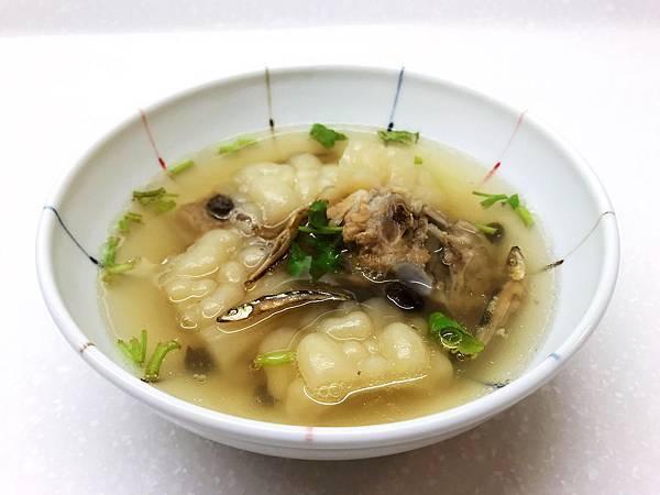 20181106-苦瓜豆豉魚乾排骨湯