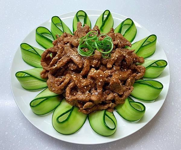 京醬肉絲-1