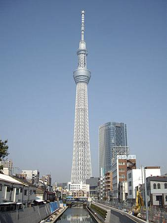 東京晴空塔01