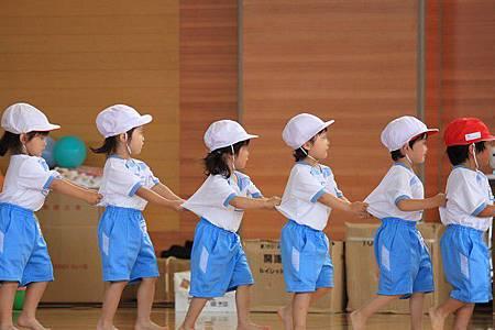 幼児園運動会
