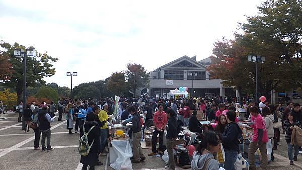 奈良大學學園祭
