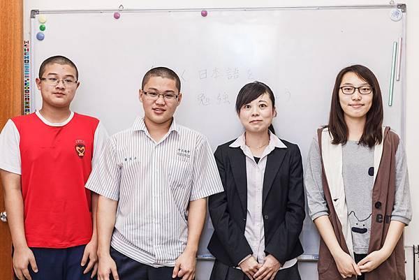千代外語 日文班