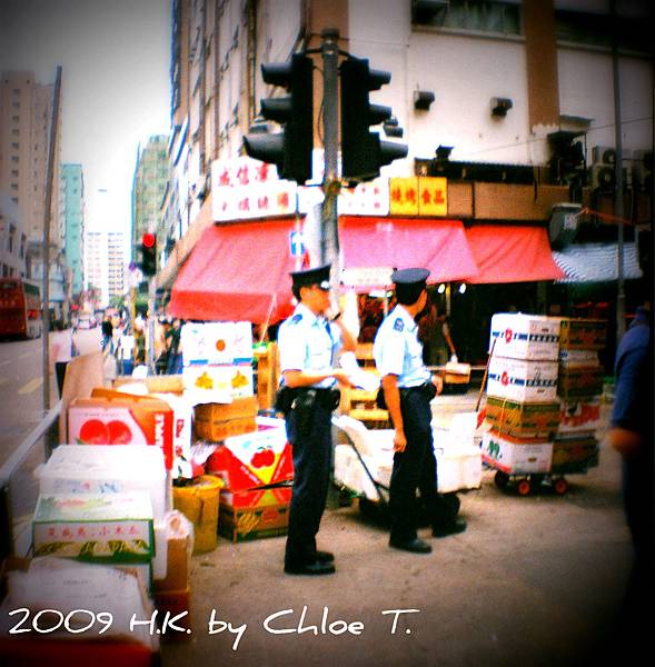 逛香港傳統市場