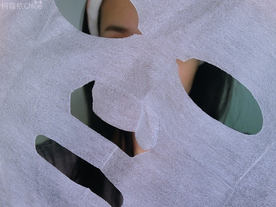 PASKIN透視肌系列環境面膜淨白煥顏綠纖面膜4.JPG