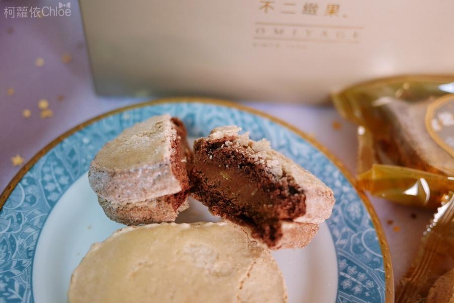 高雄不二家(不二緻果)巧克力白蘭地、真芋頭、綜合達克瓦茲_19.JPG