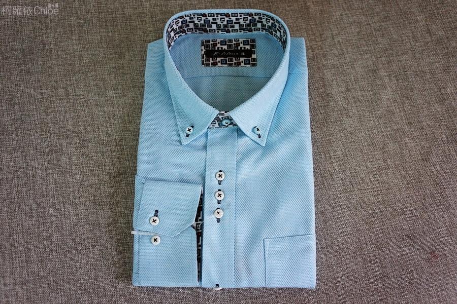 衣十五E-fifteen男性商務襯衫 穿搭4.JPG