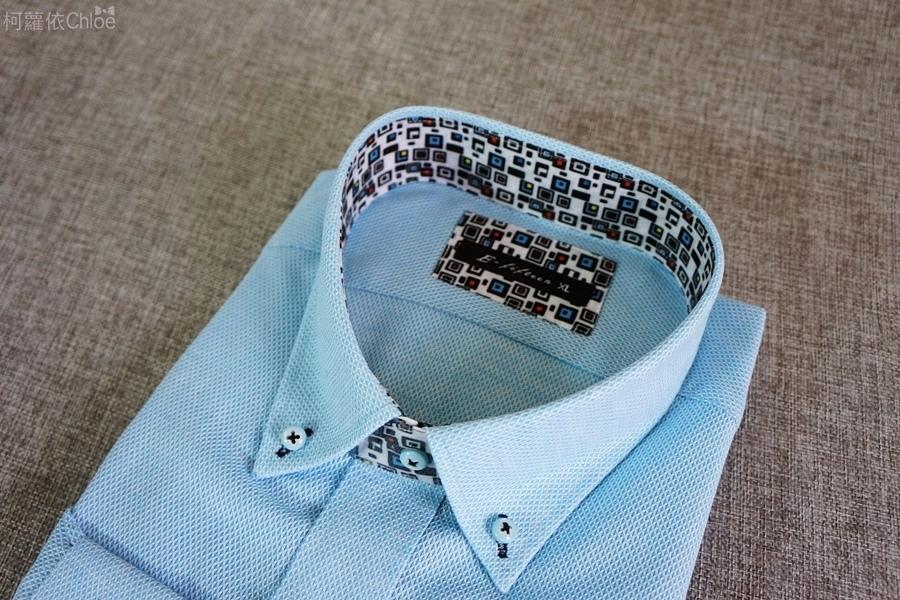 衣十五E-fifteen男性商務襯衫 穿搭5.JPG