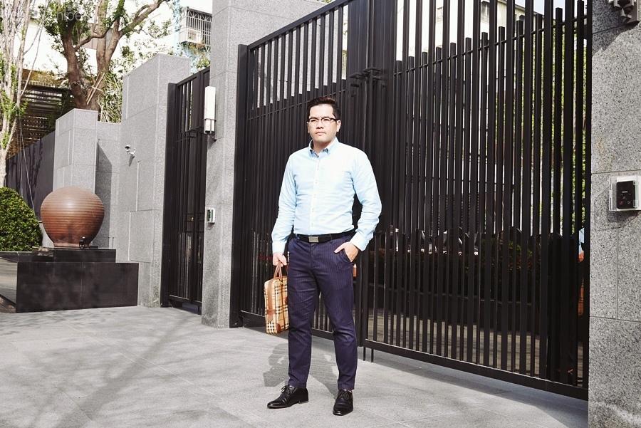 衣十五E-fifteen男性商務襯衫 穿搭11.JPG